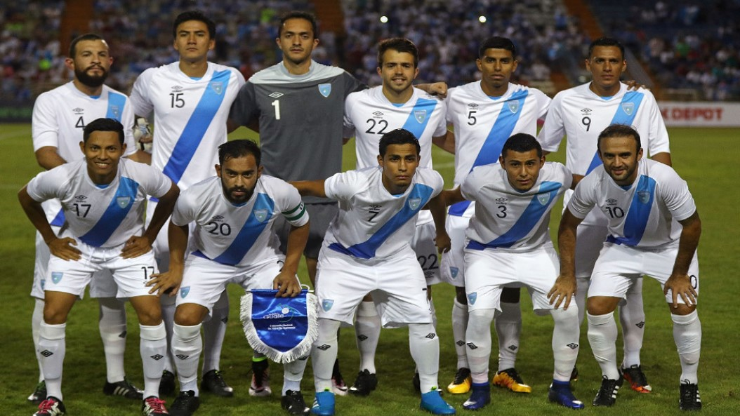 Guatemala Football Team